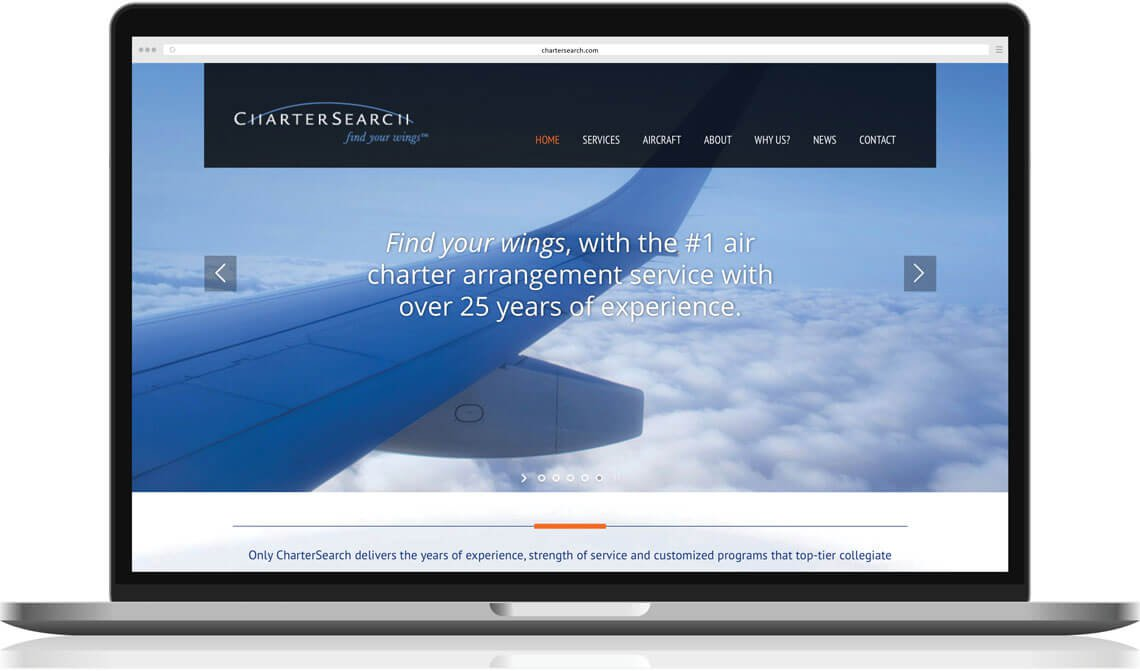 CarterShearch Website Image