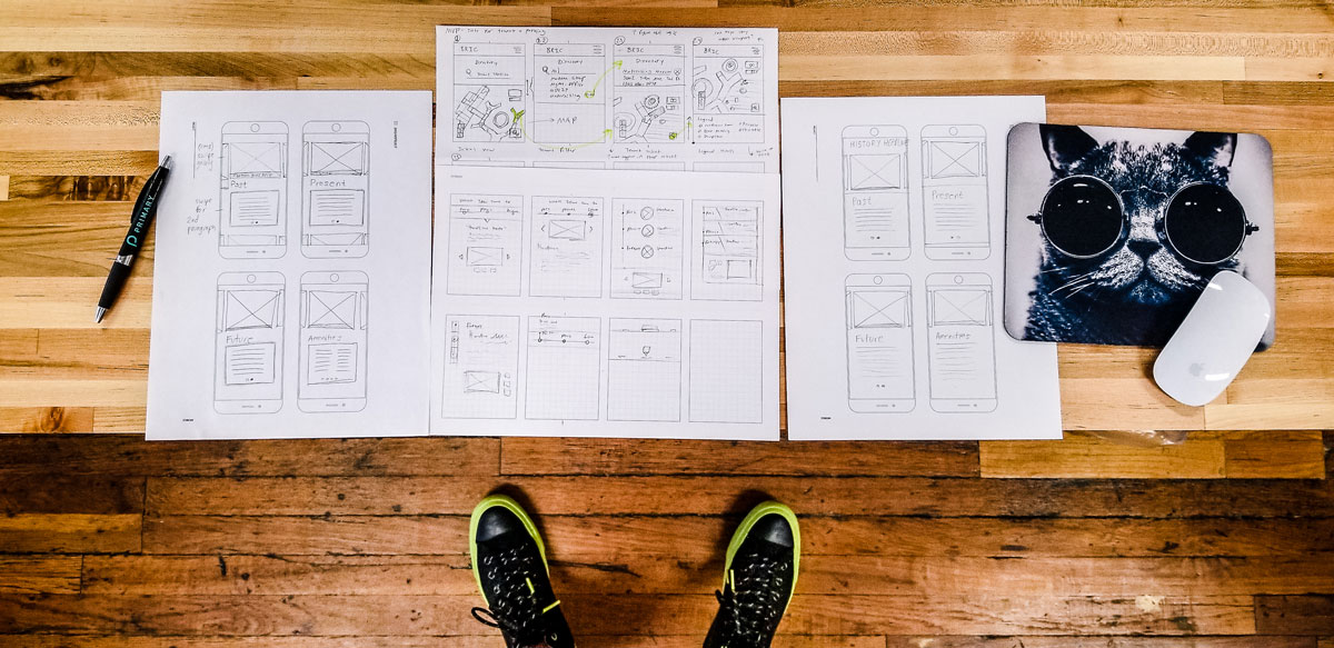 web-design-process-wireframes